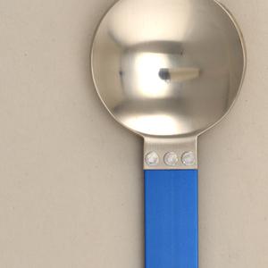 Electra Blue Soup Spoon, 1986