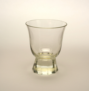 No. 235 Water Glass