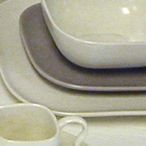 Franciscan Ware Sugar Bowl And Cover, 1950–59