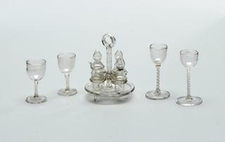 Claret Glass (England)