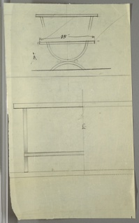 Drawing, Tables: Two Versions