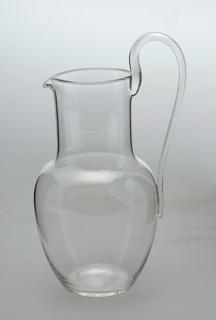Strnad Muslin glass Water Pitcher