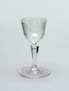 No. 132 Cordial Glass