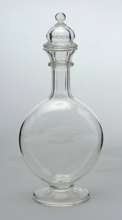 No. 132 Wine Decanter With Stopper