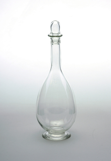 Ovata Decanter And Stopper, 1928