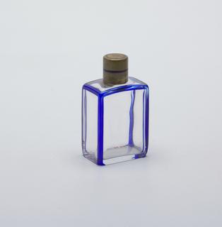 Cobalt blue trim