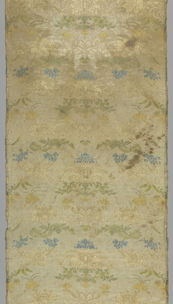 Textile, 18th century