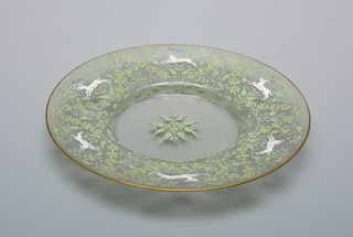 Plate (Italy), ca. 1923