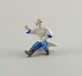 Dancing Cossak Boy Figure