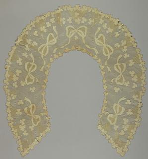 Collar, 1894