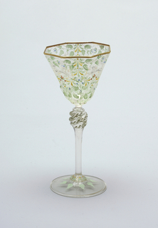 Wine Glass (Italy), ca. 1923