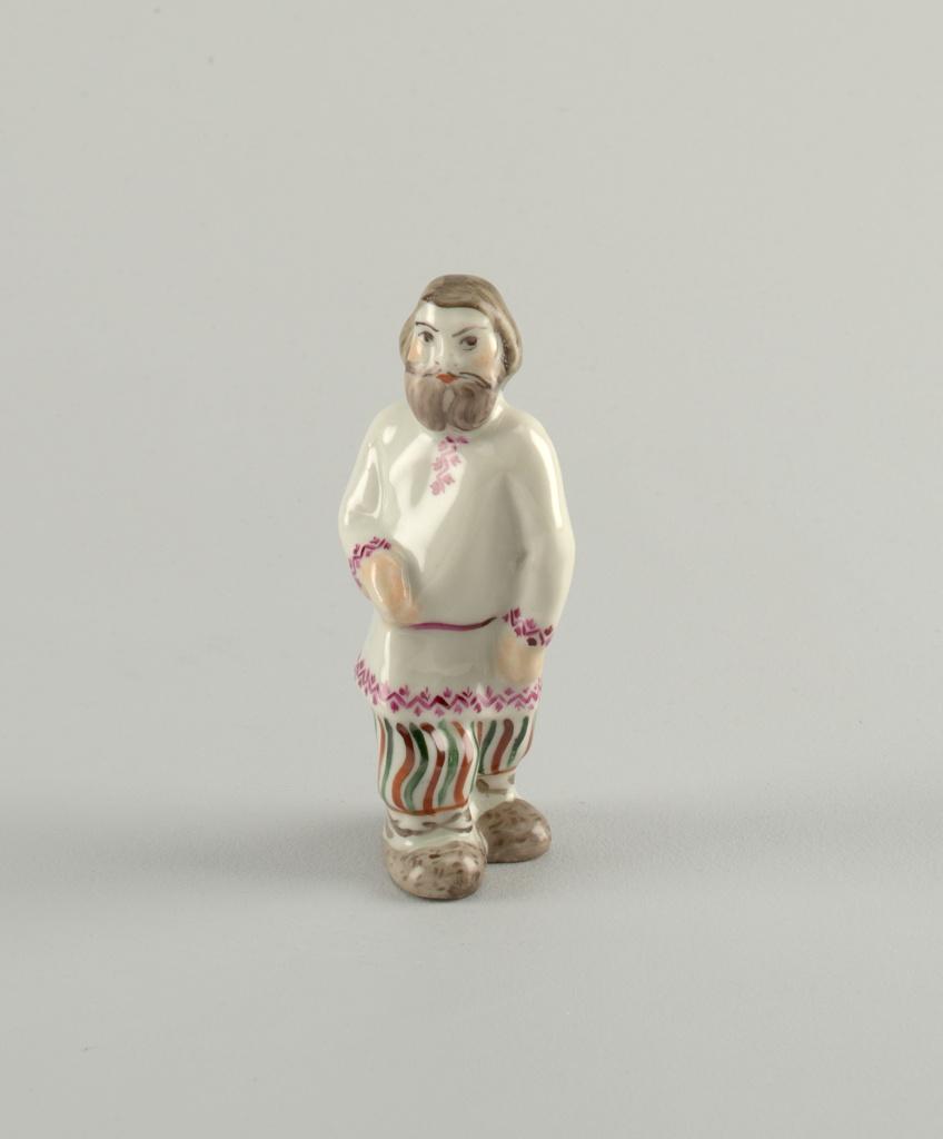 Peasant Man (Muzhik) Figure