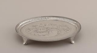 Tray (England), 1790–91