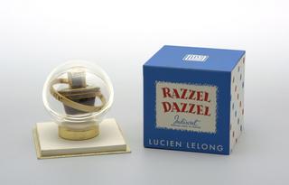 Razzle Dazzel Perfume Bottle, 1945–65