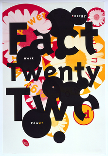 Poster, Fact Twenty Two
