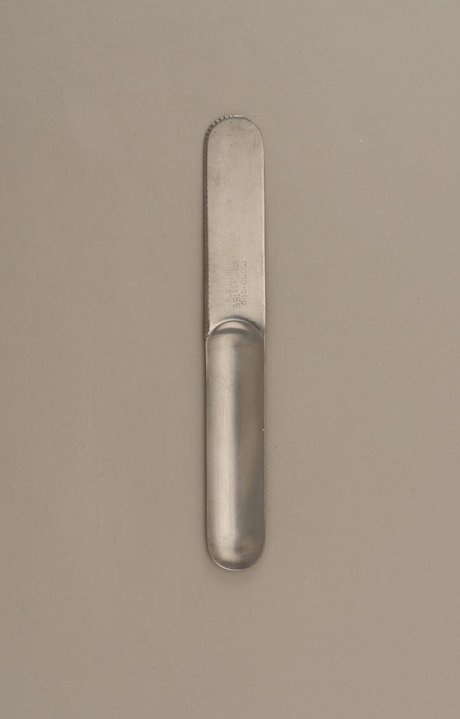 Mono-Clip Knife, designed 1972