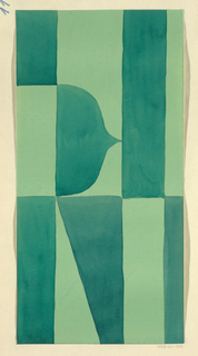 Drawing, Textile Design: Salambo