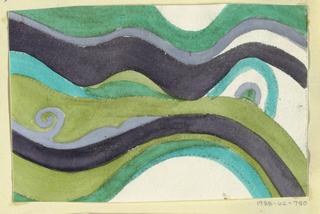 Drawing, Textile Design: Marina