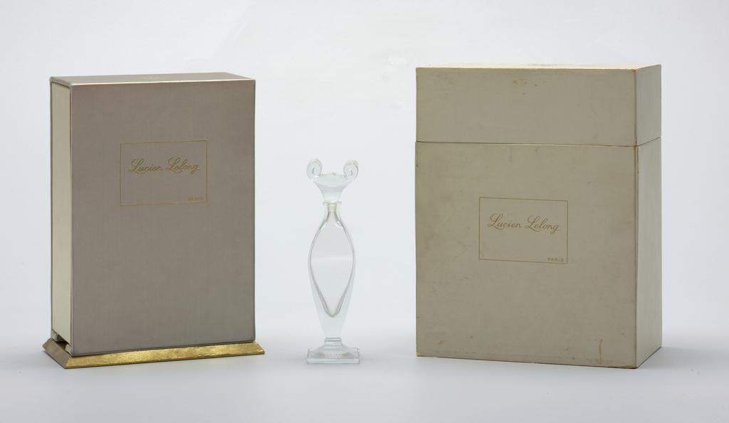Lucien Lelong Perfume Bottle, 1940–50