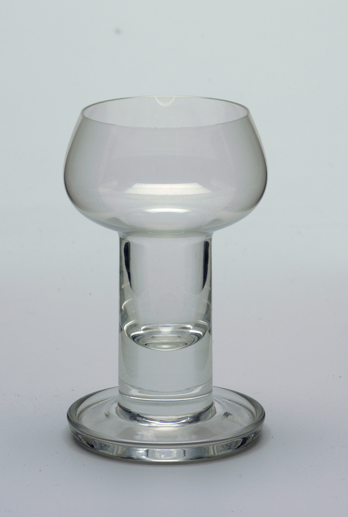 """Sommeliers"" Glass, ca. 1985"