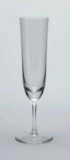 Flute, Champagne (Austria), ca. 1985