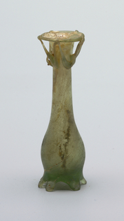 Olive Green glass