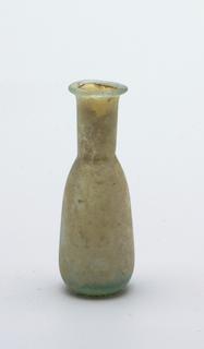 LIght bottle green glass