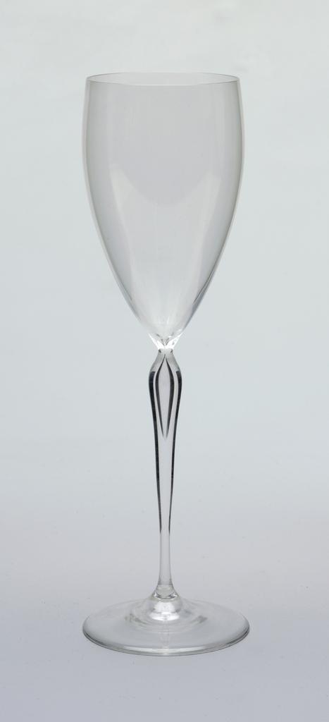 """Maitre"" pattern Champagne Glass, ca. 1983"