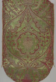 Textile, 16th–17th century
