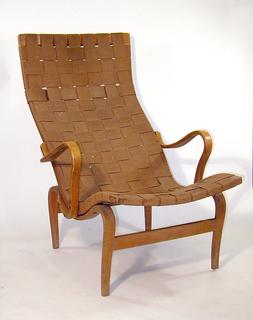 Pernilla Lounge Chair, Ottoman And Cushion