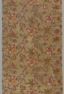 Textile (England), ca. 1830