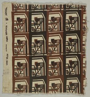 Textile, Toccata