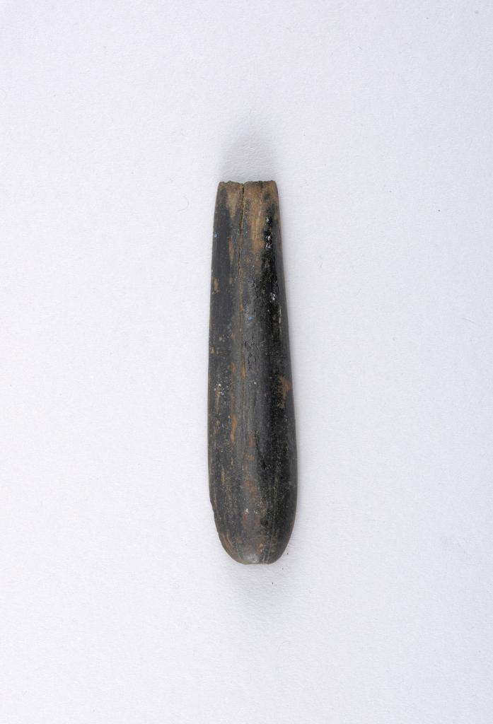 Palisander Handle Fragment