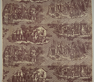 Textile, The Village Marriage