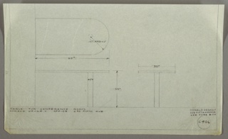Drawing, Table, Conference, 1930s