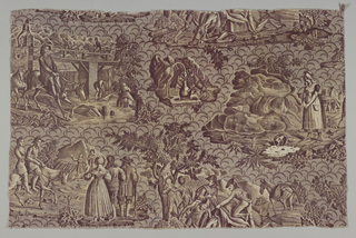 Textile, Fables of Fontaine