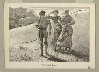 Print, The Last Load