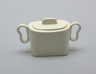 Franciscan Ware Sugar Bowl And Cover, 1950–59