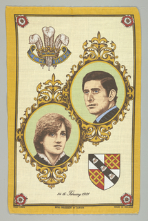 Towel (England), 1981