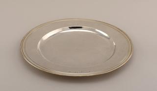 Plate (England), 1691