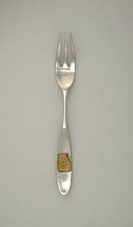 Magnum Dinner Fork, mid-20th century