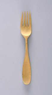 Prototype for Cooking Tool Model For Dinner Fork, Unidentified, mid-20th century