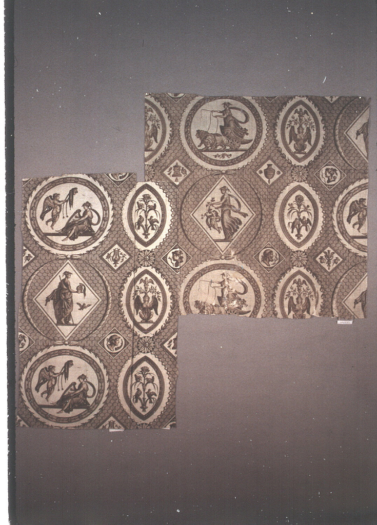 Fragments, The deities of Olympus