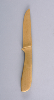 Hunting Knife Prototype For Hunting Knife, mid-20th century