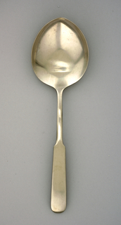 Heritage Large Serving Spoon, mid-20th century