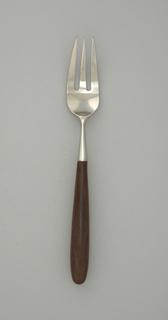Palisander Dinner Fork, mid-20th century