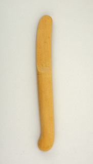 Design X Model For Dinner Knife, mid-20th century