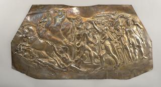 Victory Celebration Panel, 1880