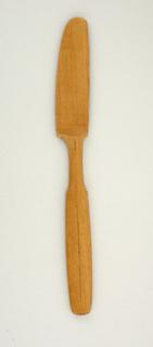 Kronos Dinner Knife, mid-20th century