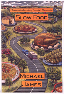 Book Cover, Slow Food
